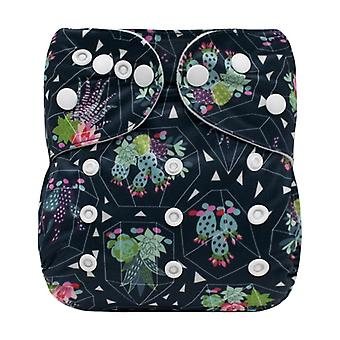 Ecological Pants Baby Absorbent Cloth Diaper Pocket Nappy