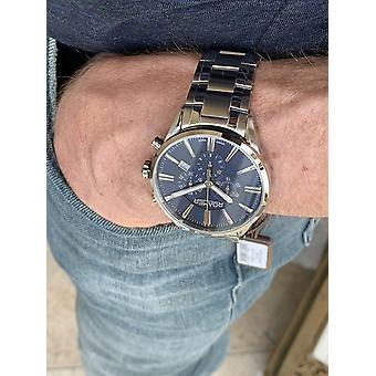 Roamer 508837 41 45 50 Superior Chrono watch 44 mm