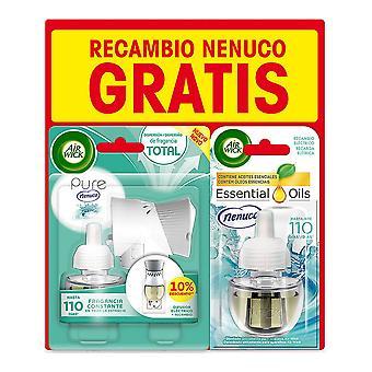 Electric Air Freshener  Refill Essential Oils Air Wick Nenuco (19 ml)