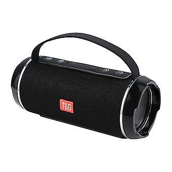 waterproof portable wireless bluetooth speaker(Black)