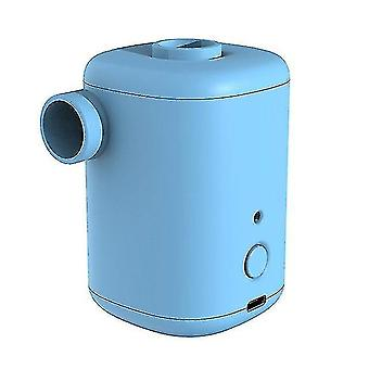 Camping lights lanterns camping tiny pump air light inflatable pump usb charging mini electric outdoorair pump for home
