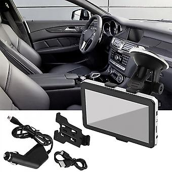 """5 """"Inch portabil camion camion gps navigare Sat Nav Maps Update 8GB"""