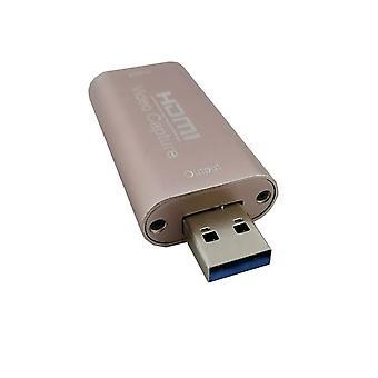 Usb 3.0 Audio Video Capture Card Adapter