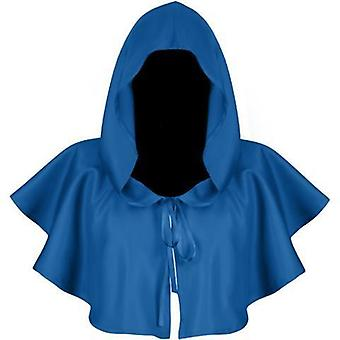 Halloween Cos Costume Death Cloak Medieval Adult Per Capita Code With Hooded Cloak
