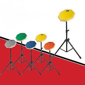 8-inch Dumb Drum Set Practice Mute Pad For Beginners