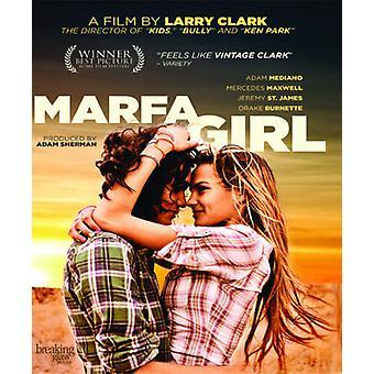 Marfa flicka [Blu-ray] USA import