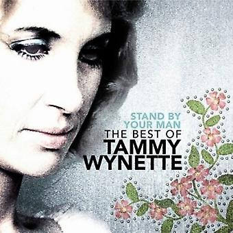 Tammy Wynette - Stand by Your Man: The bästa [CD] USA import