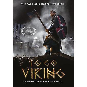 To Go Viking [DVD] USA import