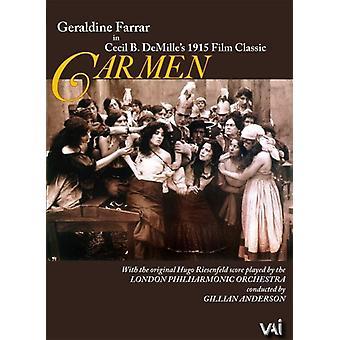 Geraldine Farrar - Carmen [DVD] USA import