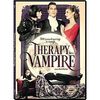 Therapy for a Vampire [DVD] USA import