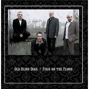 Old Blind Dogs - vier op de vloer [CD] USA import