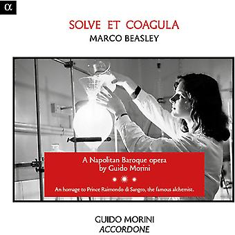 Marco Beasley - Guido Morini: Løse Et Coagula [DVD] USA import