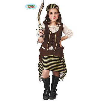 Condesa piraat piraat kostuum piraat kostuum kind