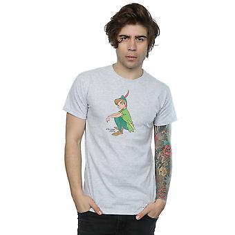 Disney Men's Classic Peter Pan T-Shirt