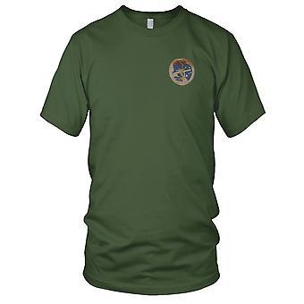 USN Navy Hornet Driver - Pilot Vietnamkrigen broderede Patch - Herre T-shirt