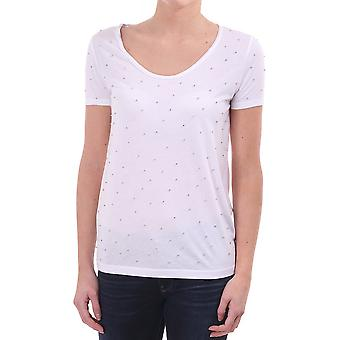 Juicy Couture Womens Rhinestone Tshirt