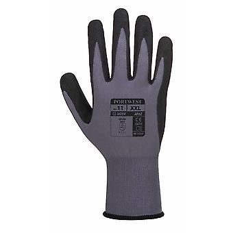 Portwest - Safety Dermiflex Aqua Water Repellant Glove 1 Pair Pack