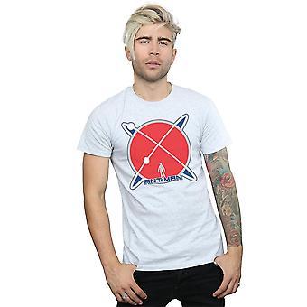 Émerveillez-vous des Ant-Man planète Logo T-Shirt homme