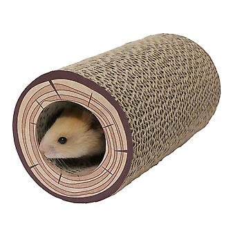 Rosewood Boredom Breaker Shred A Log Corrugated Tunnel