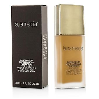 Laura Mercier Candleglow Soft Luminous Foundation - # 5c1 Nutmeg - 30ml/1oz
