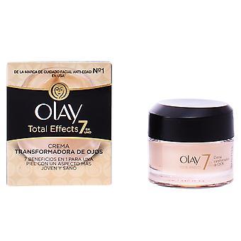 Olay Total effekter Crema Transformadora Ojos 15 Ml för kvinnor