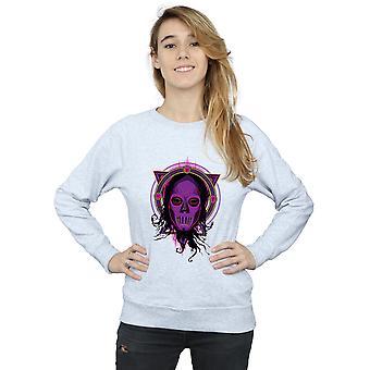 Harry Potter Women's Neon Death Eater Sweatshirt