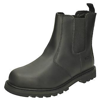 Mens Tradesafe Safety Boots Diran