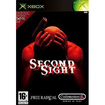 Second Sight (Xbox)-nieuw