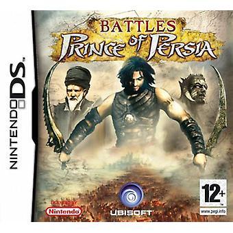 Slaget ved Prince of Persien (Nintendo DS)-ny