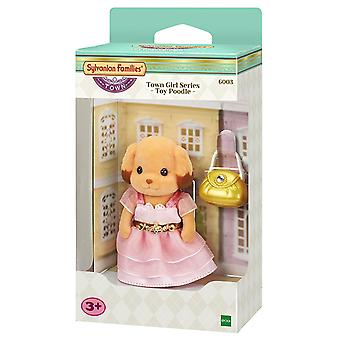 Sylvanian Families Town Sister Series - Toy Poodle
