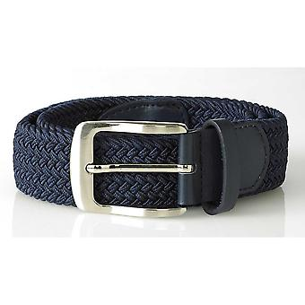 Duc Mens Dani King Size Stretch ceinture tressée