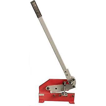 Holzmann Maschinen hefboom Plaatscharen HS 250 geschikt voor metalen platen, bladen, ronde en platte stalen H030100006