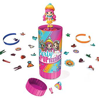 Party Popteenies 6044096 Surprise Poppers Toy