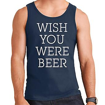Wish You Were olutta miesten liivi