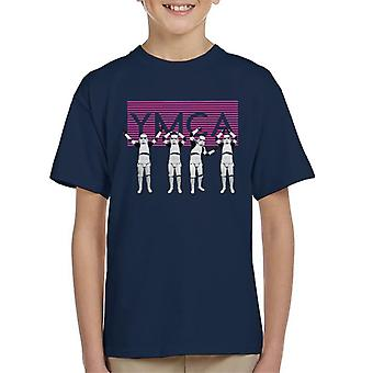 Original Stormtrooper YMCA Kid's T-Shirt
