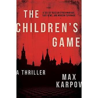 Børne spil - en Thriller af Max Karpov - 9781510734814 bog