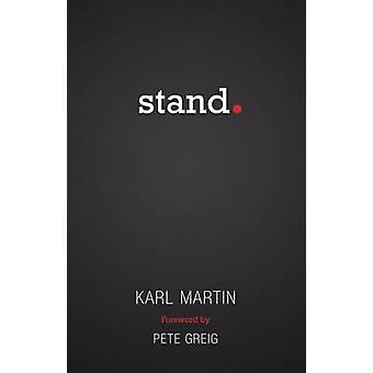 Stand by Karl Martin - 9781910012031 Book
