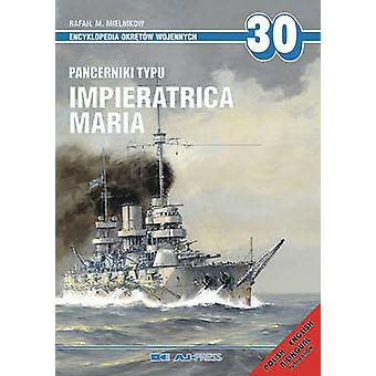Impieratrica Marija-Class Battleships by Rafail M. Mielnikow - 978837