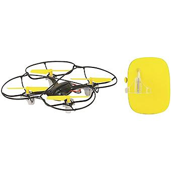 TechBrands Quadcopter R/C モーション制御ドローン 2.4 Ghz