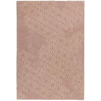 StarBurst alfombras en rosa
