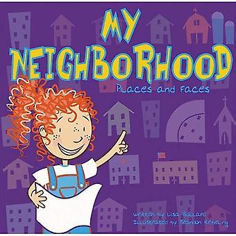 Minun Neighborhood: Paikkoja ja kasvot
