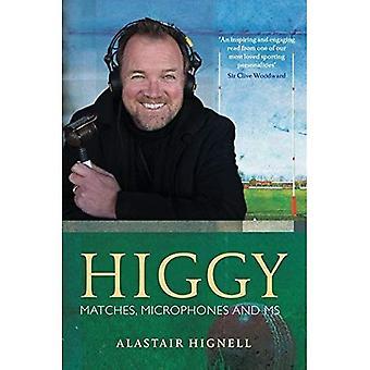 Higgy: Wedstrijden, microfoons en MS