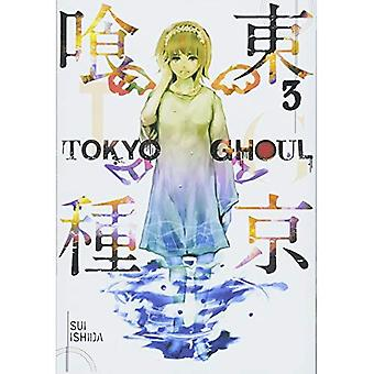 Tokio Ghoul volumen 3