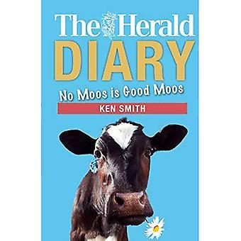 Le journal Herald 2019: Aucun moos n'est bons moos: 2019 (The Herald Diary)