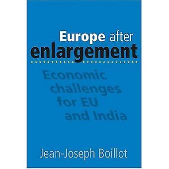 Laajentumisen jälkeinen Eurooppa: talouspoliittiset haasteet EU ja Intia