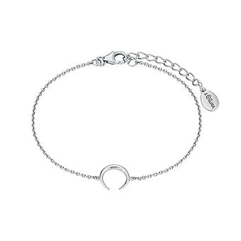 s.Oliver Jewel Damen Armband Armkette Silber Büffelhorn 2024312