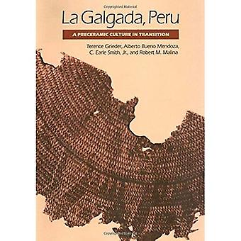 La Galgada, Peru: En Preceramic kultur i overgang