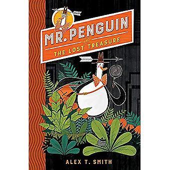 Mijnheer pinguïn en de verloren schat: boek 1 (heer Penguin)