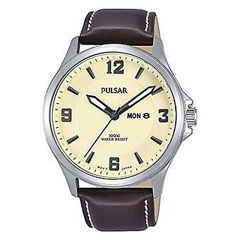 Relógio-PJ6085X1 pulsar masculino