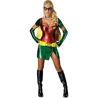 Robin Female Adult Costume
